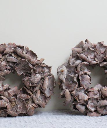 Krans palm caps