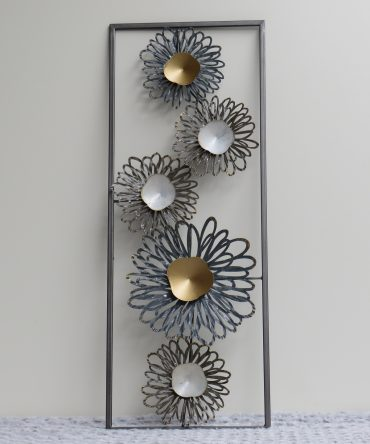 Bloemen Wanddecoratie