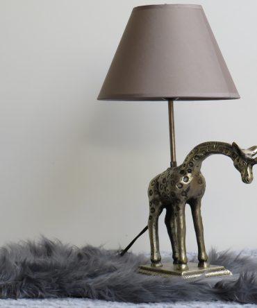 Tafellamp Giraf